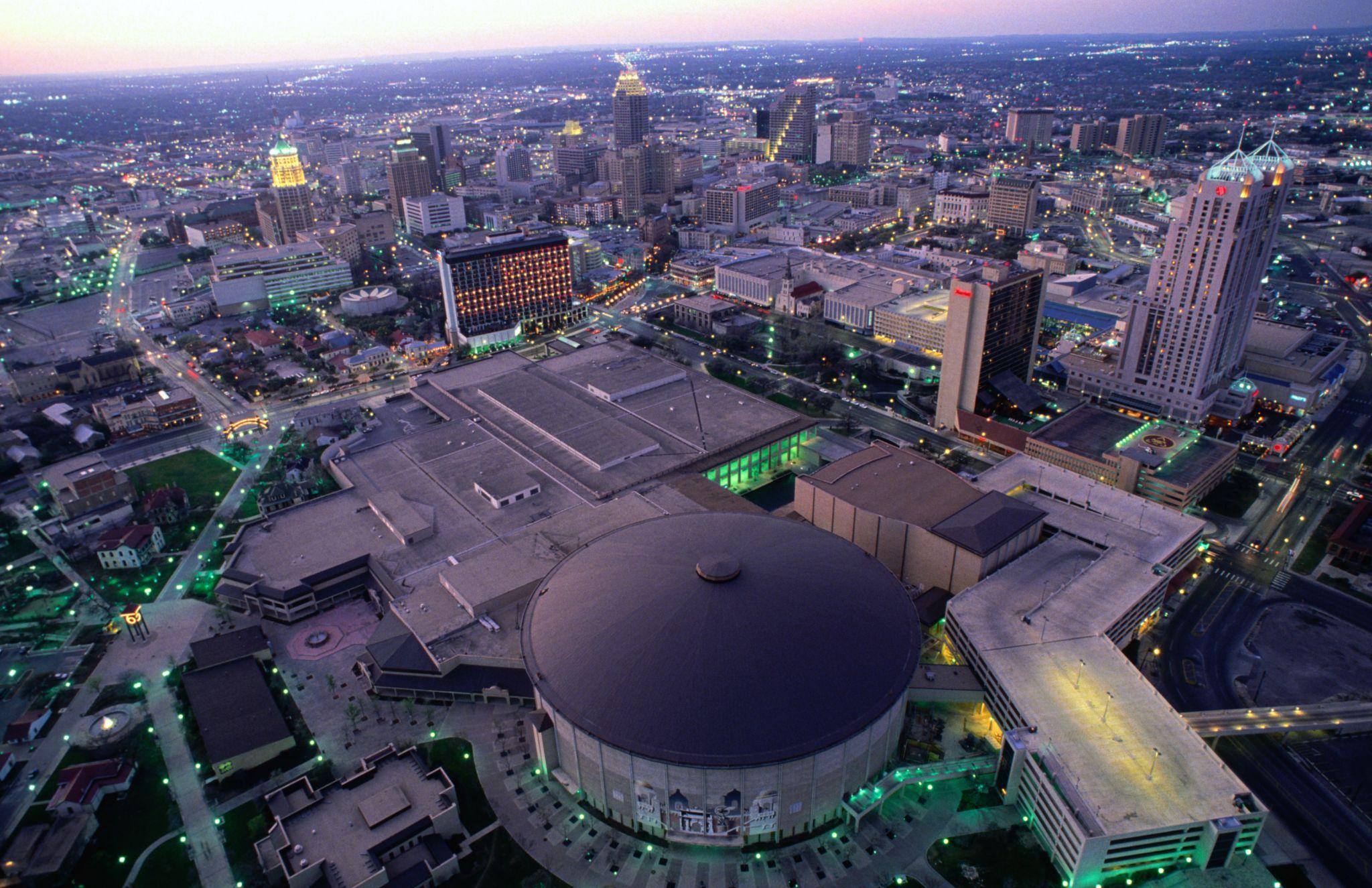 Data shows San Antonio's population boom in 2020