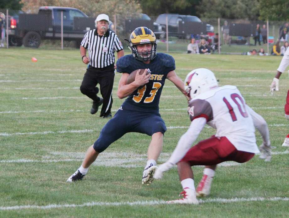 Manistee was one of six schools formally invited to join the West Michigan Conference in its pursuit of expansion. (News Advocate file photo)
