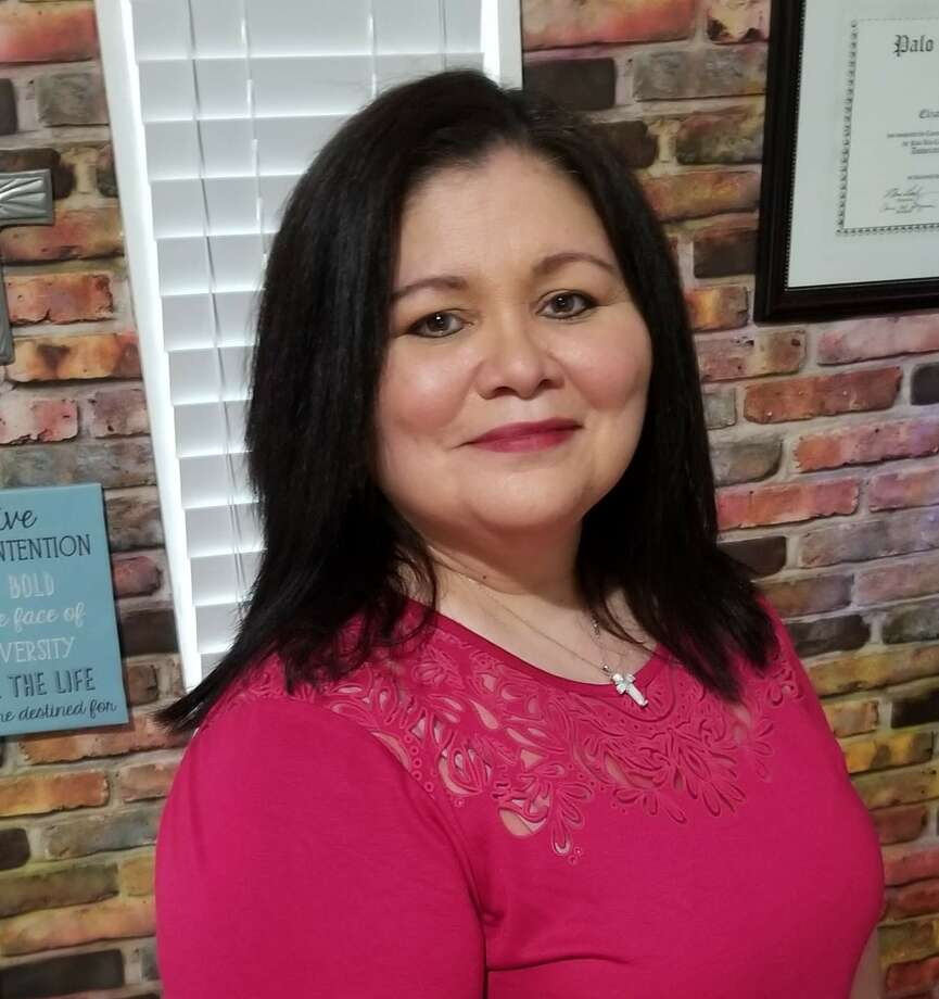EISD confirmed the death of Cynthia Ritz in an email sent to MySA.com. Ritz taught 7th grade lifetime nutrition and wellness according to the Gus Garcia University School website. A viral tweet brought attention to her death and the fears shared by teachers on Monday. Photo: Edgewood Independent School District
