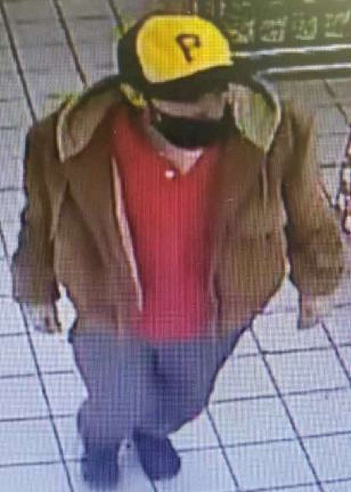 Laredo police said they need help in locating this person. Authorities said he is wanted in connection with a robbery.