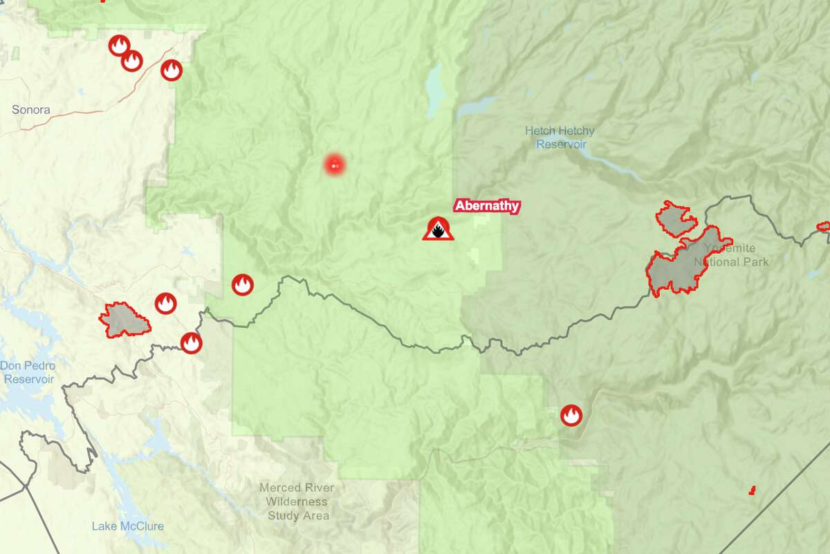 #FireMappers Map, powered by NAPSG Foundation.