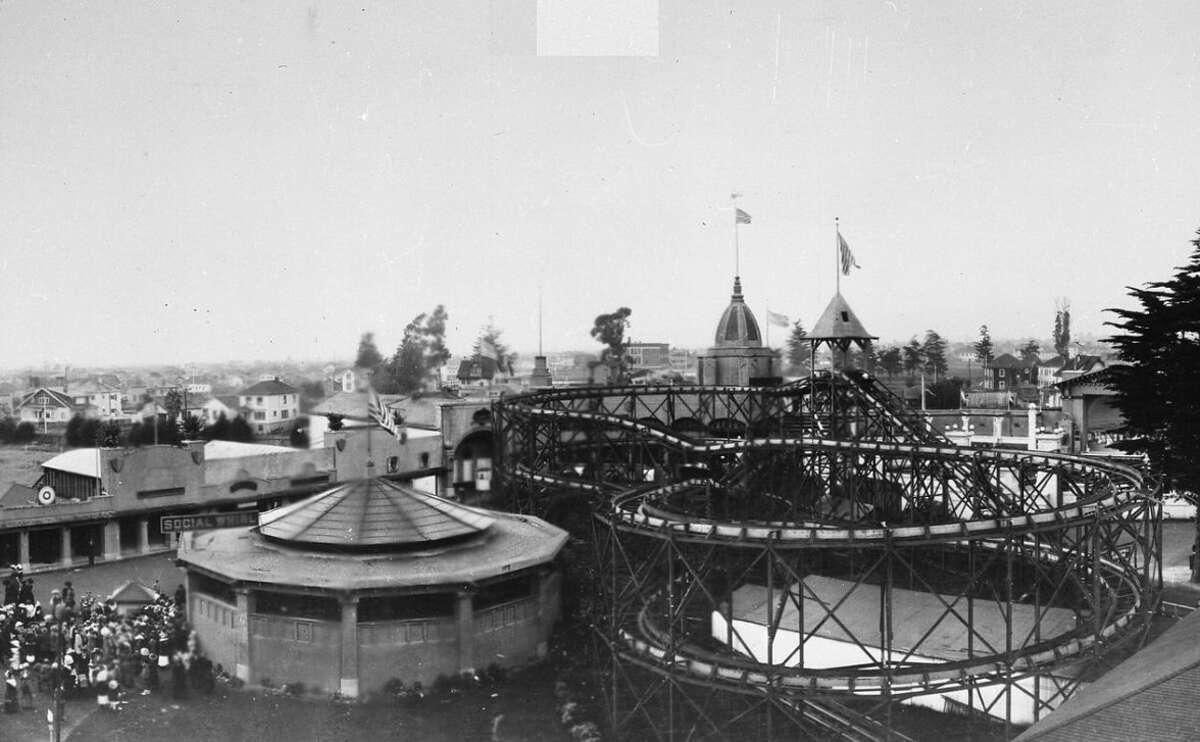 Idora Park, Oakland, circa 1910