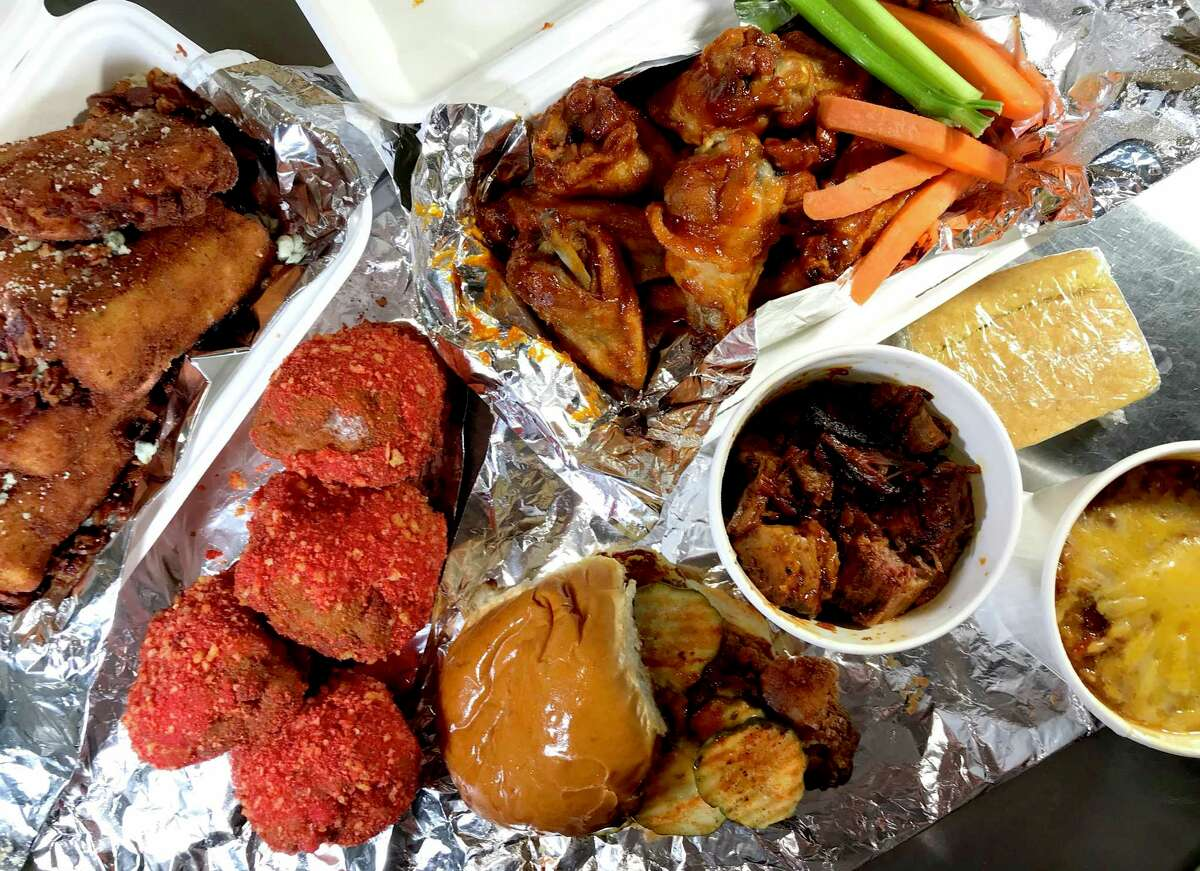 The menu from Pittsburgh rapper Wiz Khalifa's ghost kitchen restaurant HotBox by Wiz has a surprising number of dishes perfect for the Texas palate.