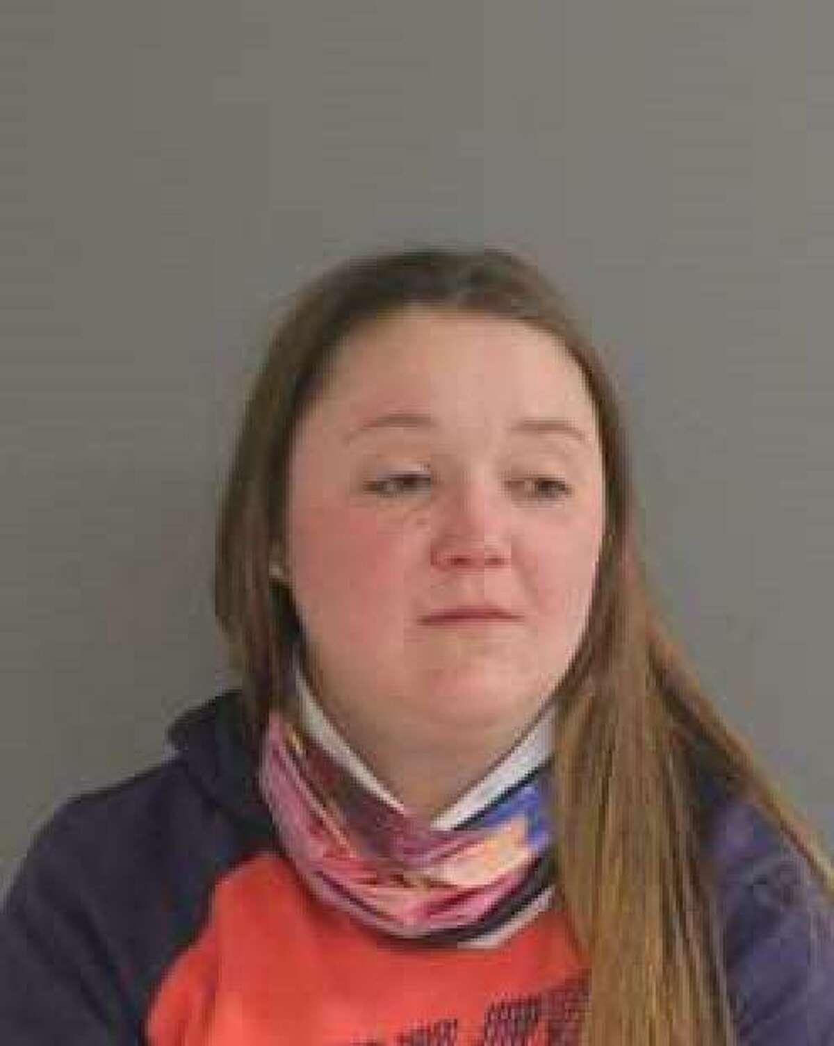 Brittany Lillian Stickman, 26, of Preston
