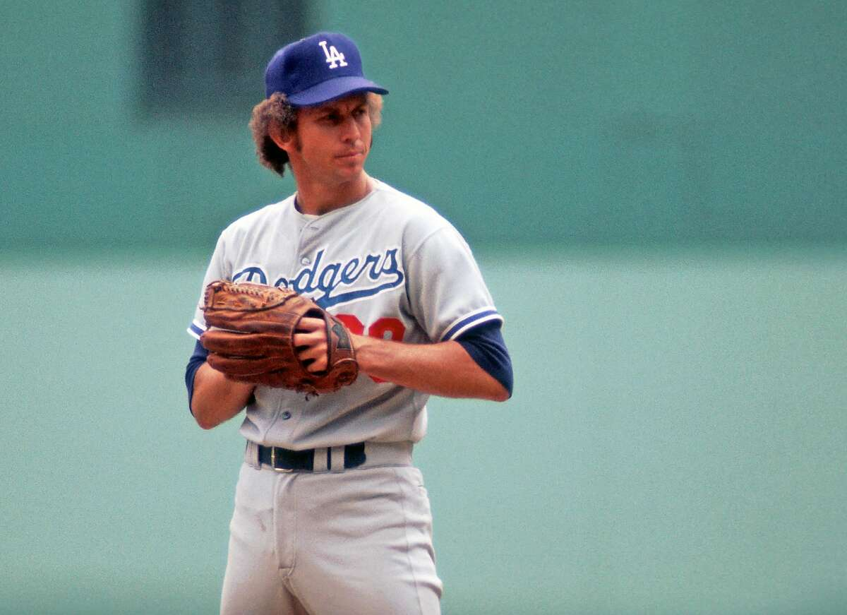 Don Sutton's major league career began in 1966 with the Dodgers, for whom he won 233 games in 16 seasons.