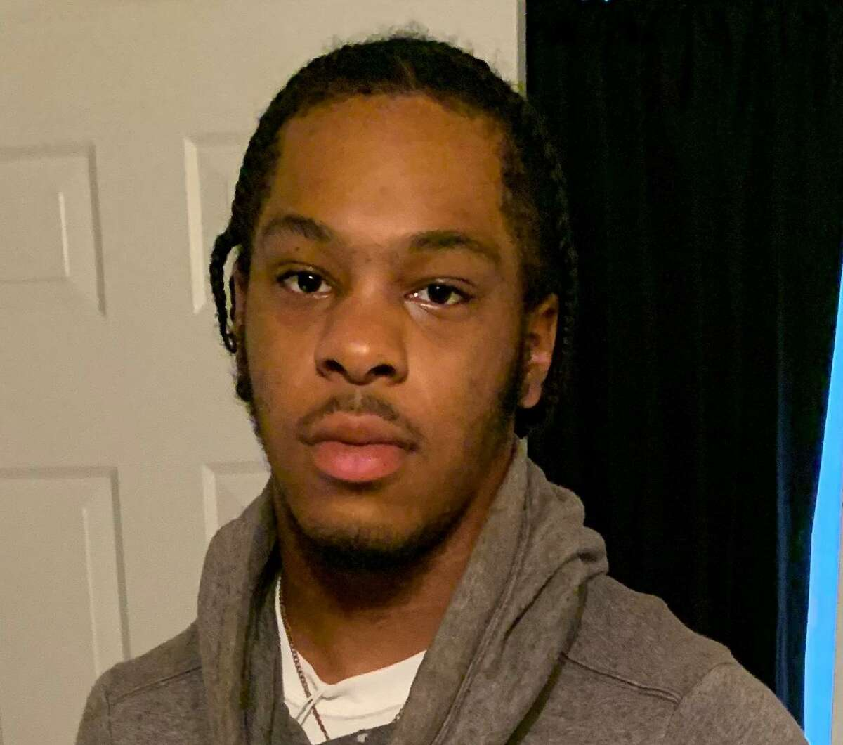 Kevahri Thompson, 14, was last seen around 9 a.m. Tuesday wearing flannel pants, a white T-shirt and a red sweater, Lt. Patrick Lynch said.