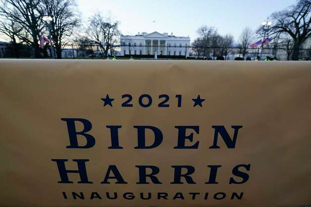 The White house is seen ahead of Inauguration Day ceremonies, Wednesday, Jan. 20, 2021, in Washington. Photo: David J. Phillip, AP / Copyright 2021 The Associated Press. All rights reserved