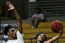 Anthony Scott scored 22 points as TAMIU fell to Oklahoma Christian 79-70 in overtime Tuesday.