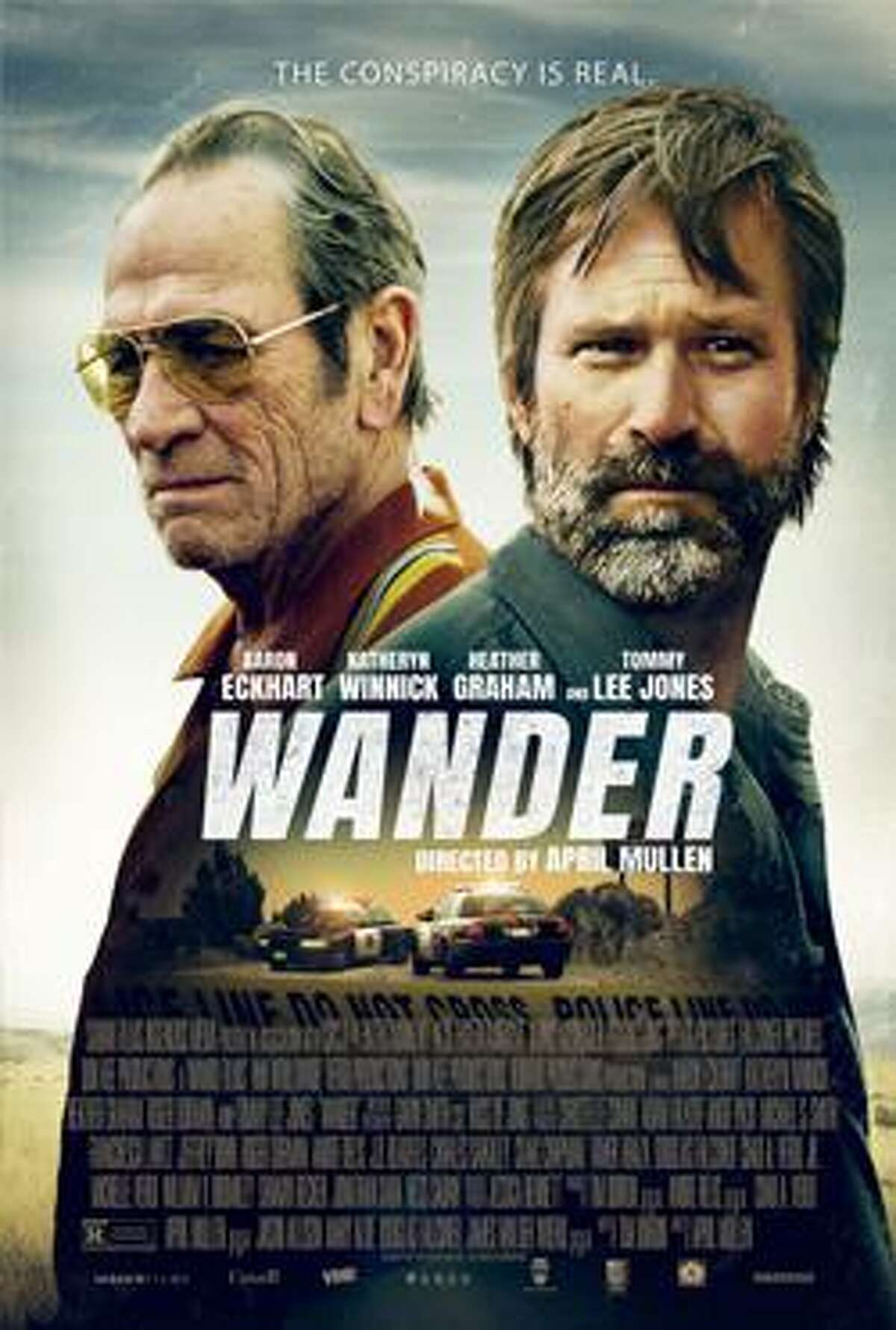 """The poster for """"Wander."""""""