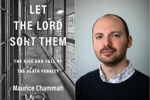 """Maurice Chammah, author of """"Let the Lord Sort Them: The Rise and Fall of the Death Penalty"""""""