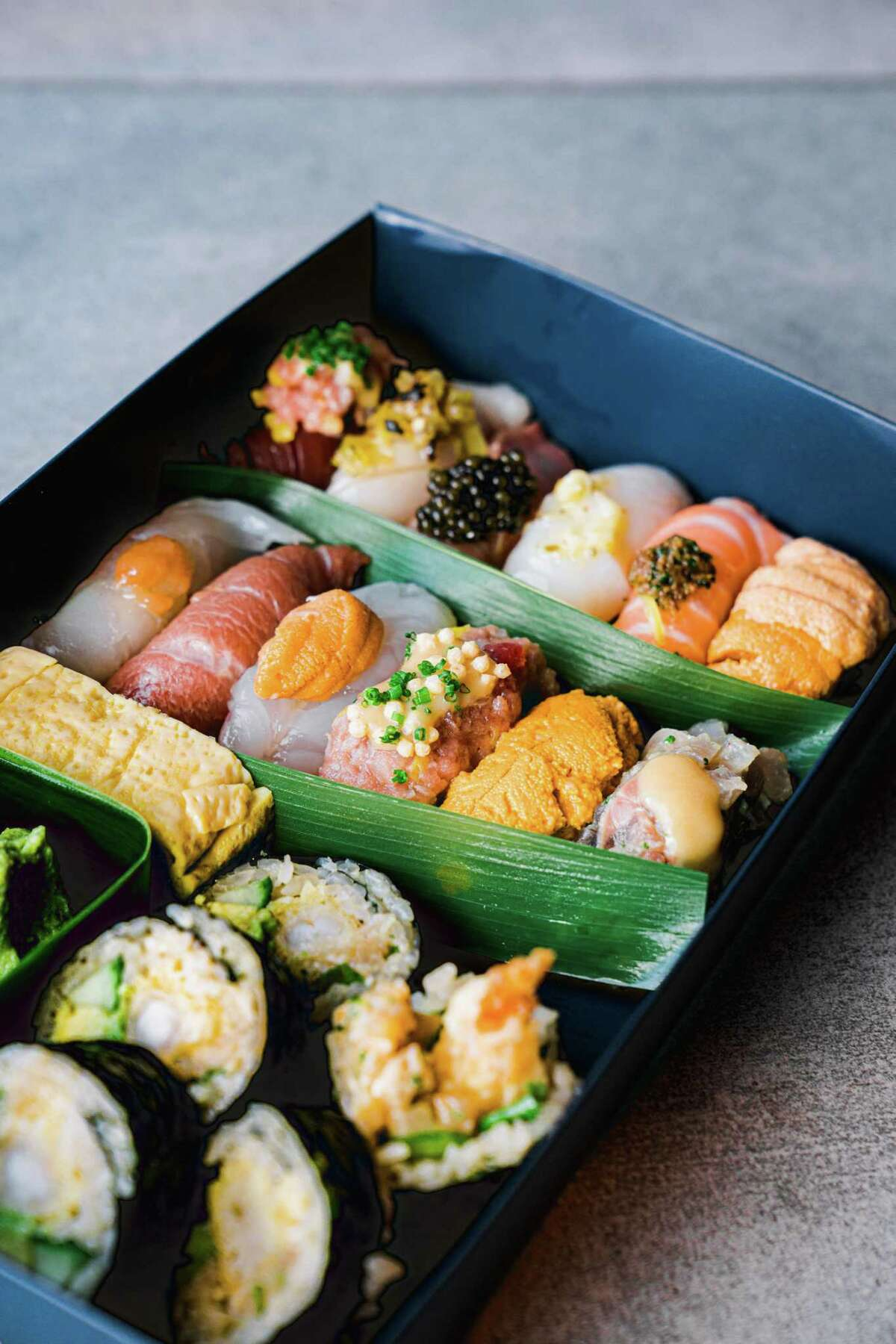 Kissaki will open for delivery and takeout Jan. 27, the fifth outpost of owner Gary Kanfer's culinary experience featuring Japanese omakase. It's the first Connecticut location, joining others in Manhattan, Long Island City and the Hamptons.