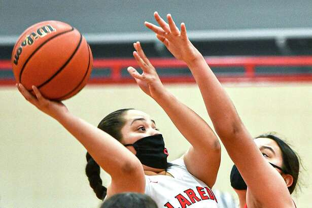 Jari Garcia scored a team-high 18 points Tuesday in Martin's 43-30 loss to Rio Grande City.