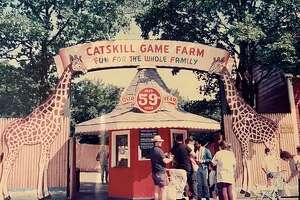 The old Catskill Game Farm was once among the nation's largest private zoos.