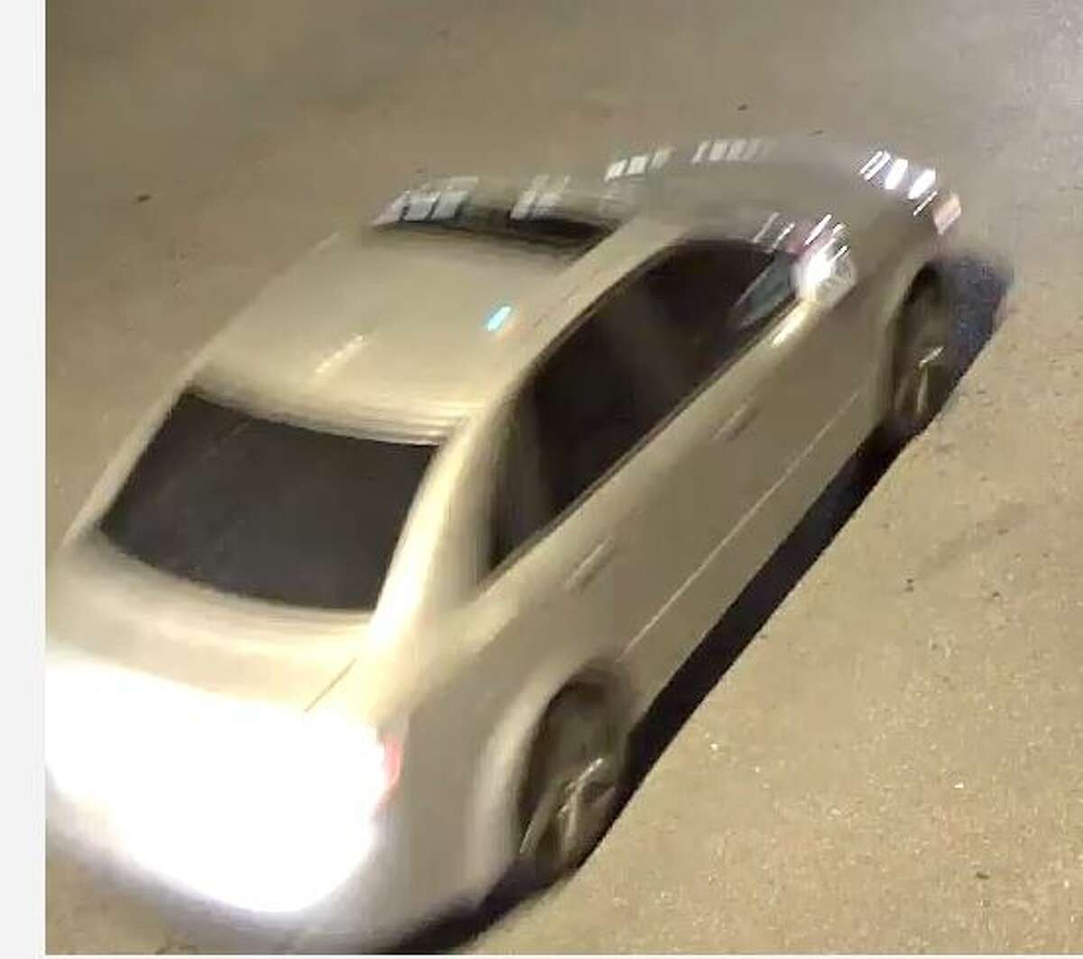 Troy police are seeking information about this car seen in the vicinity of Sixth Avenue and Swift Street at about 10:45 p.m. June 5, 2020 when Donnovan Clayton, 18, was killed by a stray bullet from a nearby shooting.