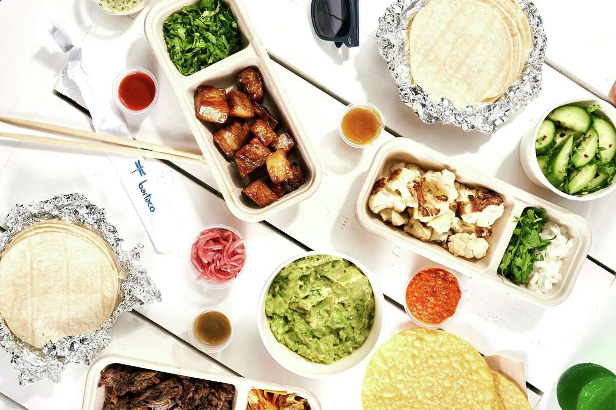 For its popular taco packs, Bartaco reworked portions and packaging, offering fillings, sauces and tortillas or Bibb lettuce wraps to make four to eight tacos per order.
