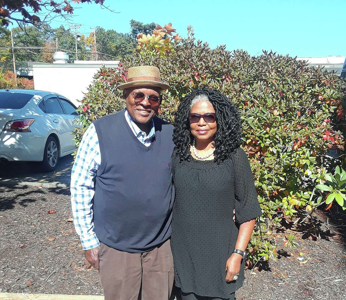 Angaza and Effie Mwando of Torrington, founders of Our Culture is Beautiful, are celebrating Black History Month with weekly speaker programs on Zoom.