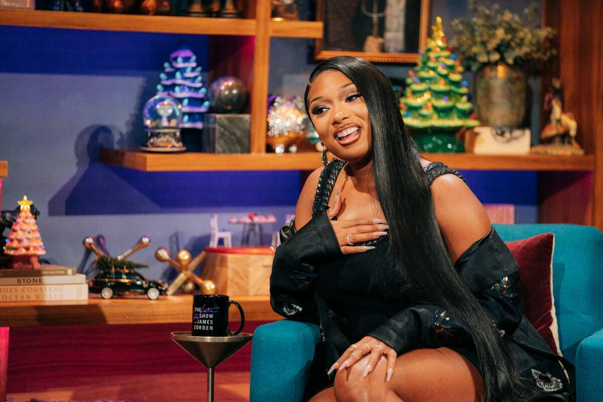 Megan Thee Stallion has truly become a household name, and I couldn't be more proud.