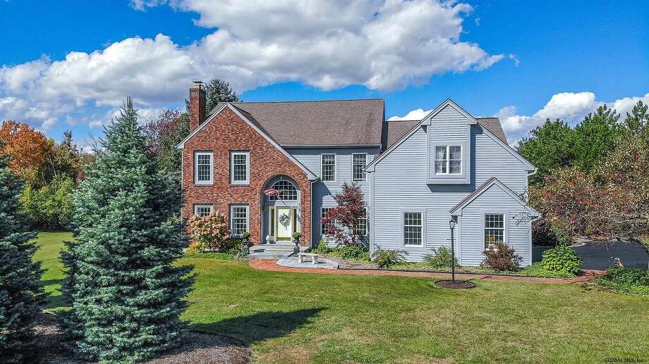 Scroll through the photos below for a look inside five homes for sale in the Capital Region each featuring a built-in workshop space. Photo: GLOBAL MLS, INC.