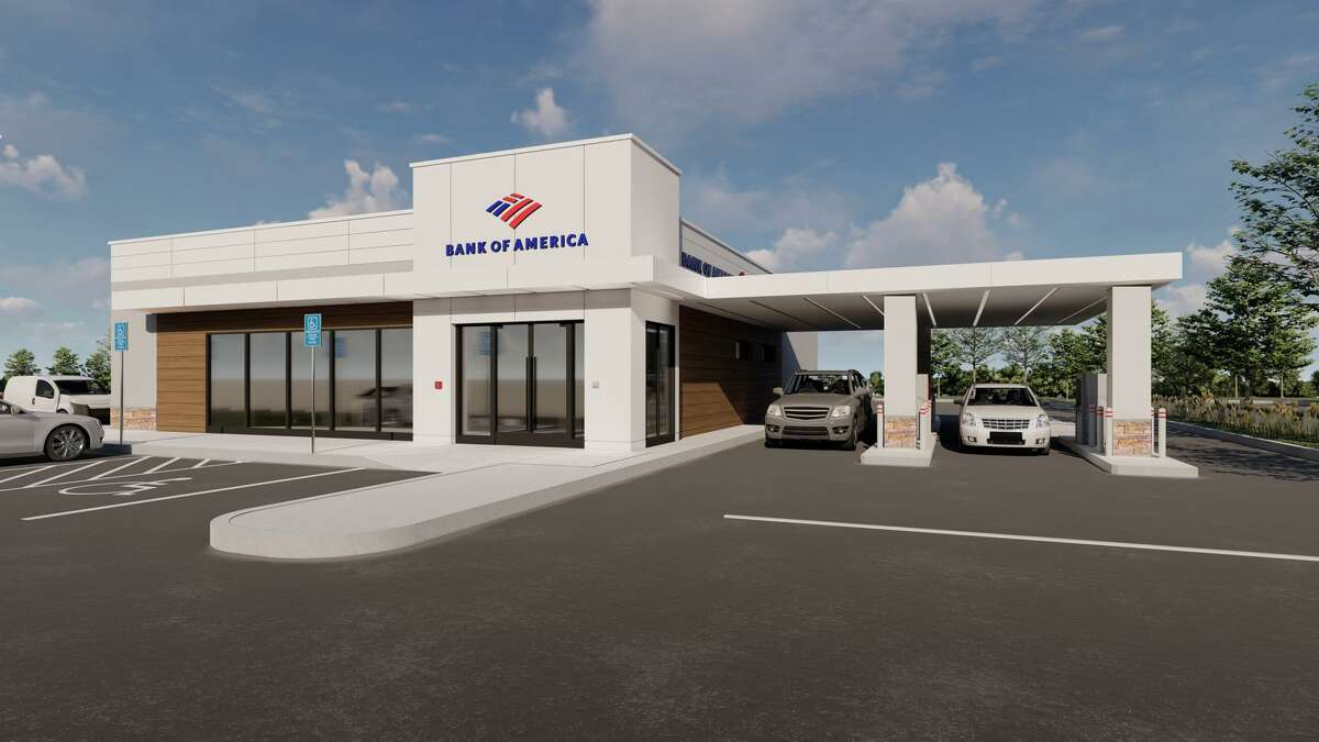 Bank of America plans to open a 4,160-square-foot banking center in Grand Morton Town Center, a project of NewQuest Properties at the the Grand Parkway and Morton Ranch Road in Katy.