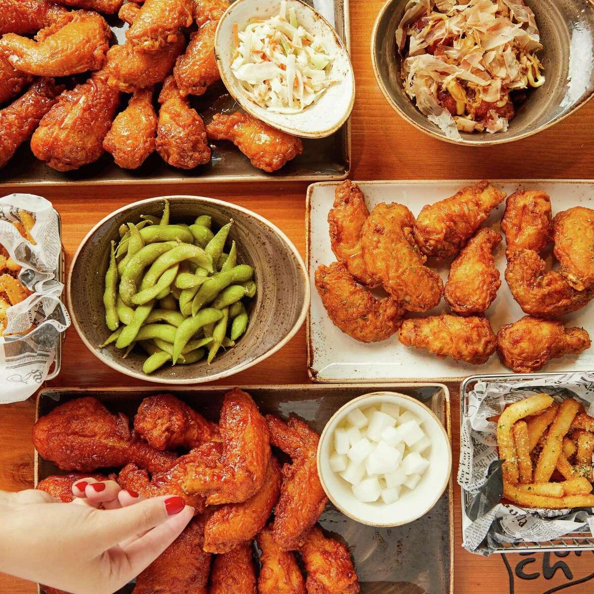Korean fried chicken brand Bonchon is now open at 2100 Travis St. in Midtown.