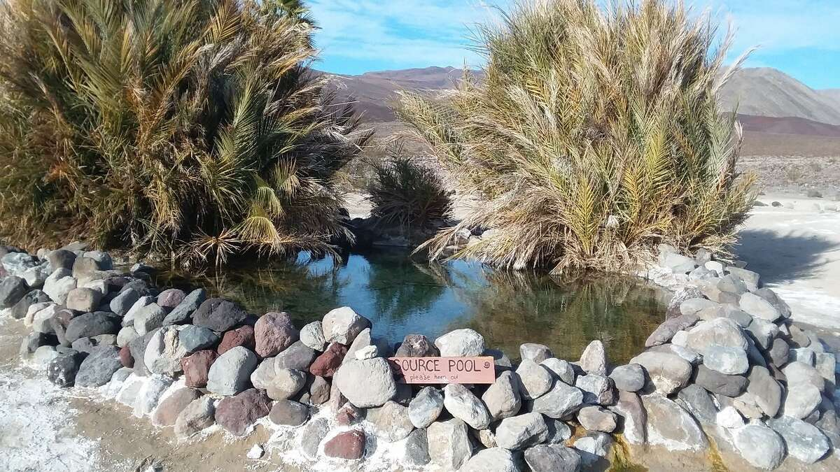 The body of Donald Vanneman III was discovered in this source pool on Dec. 20, 2020.