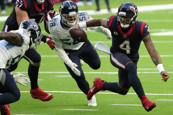 Deshaun Watson has been elusive on his desire to stay with the Texans or seek a trade.