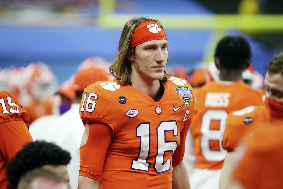 Would Jacksonville rather go with a rookie in Trevor Lawrence, the potential No. 1 draft pick, or a veteran like Watson? Photo: Chris Graythen, Staff / TNS / 2021 Getty Images 2021 Getty Images