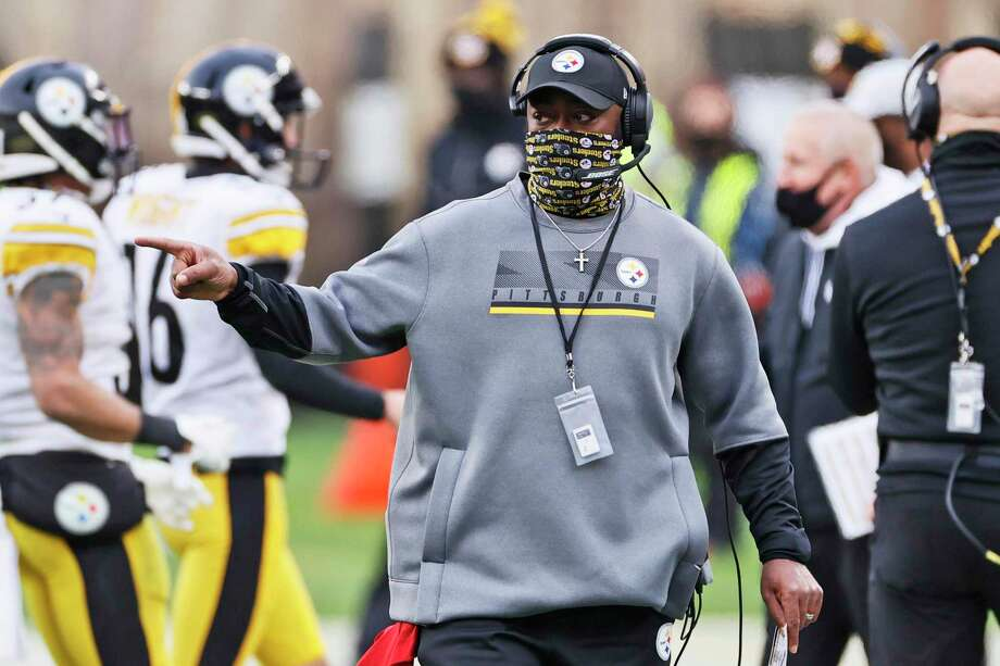 Mike Tomlin and the Steelers have generally built through the draft. Photo: Ron Schwane, FRE / Associated Press / Copyright 2021 The Associated Press. All rights reserved.