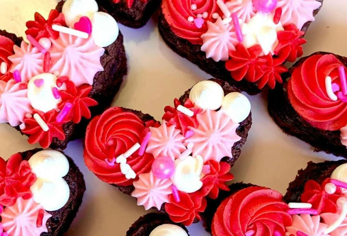 VALENTINE'S CAKES Sweet Butter Baking Co., owned by Caroline Tubbesing of San Antonio, is taking orders on their website for Valentines Day. Buyers can pick multiple flavors of cake and icing.