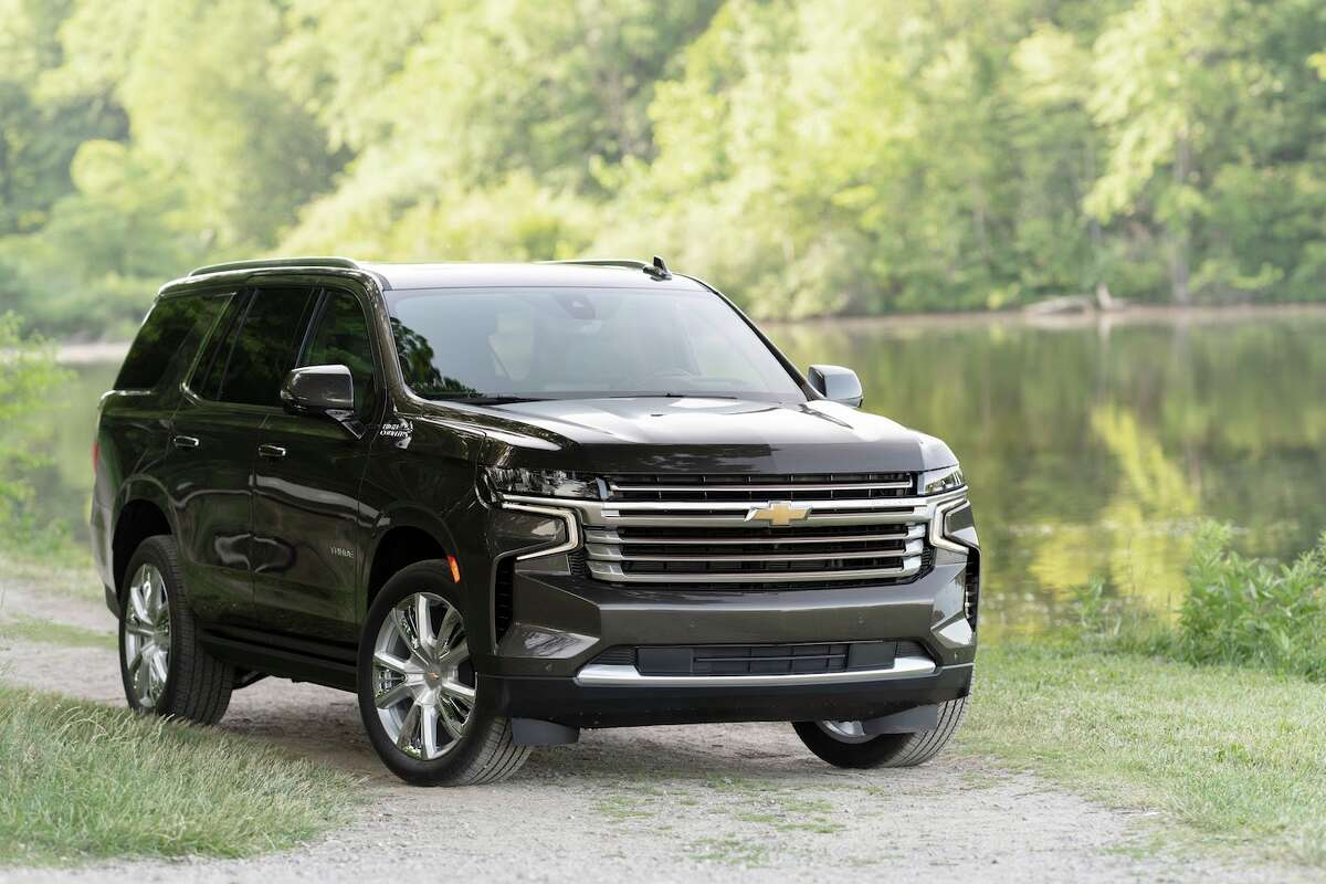 5. Chevrolet Tahoe Percentage of cars that lasted over 200,000 miles: 5.7%