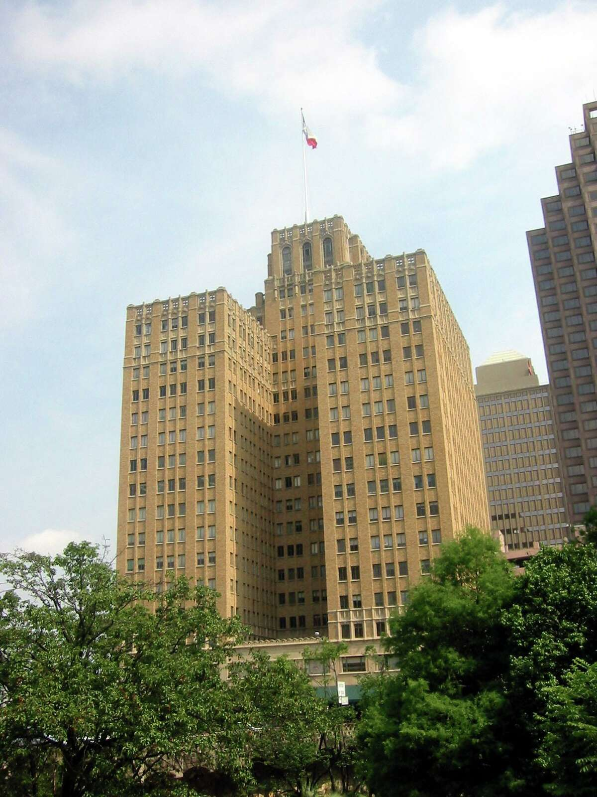 Weston Urban bought the Milam Building in San Antonio in 2016.