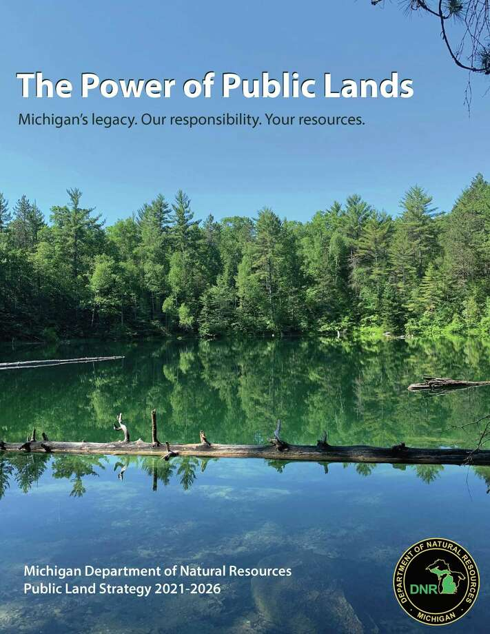 The Department of Natural Resources is seeking input on a complete, comprehensive draft of its updated public lands strategy, now available for review at Michigan.gov/PublicLands. (Courtsy Photo)