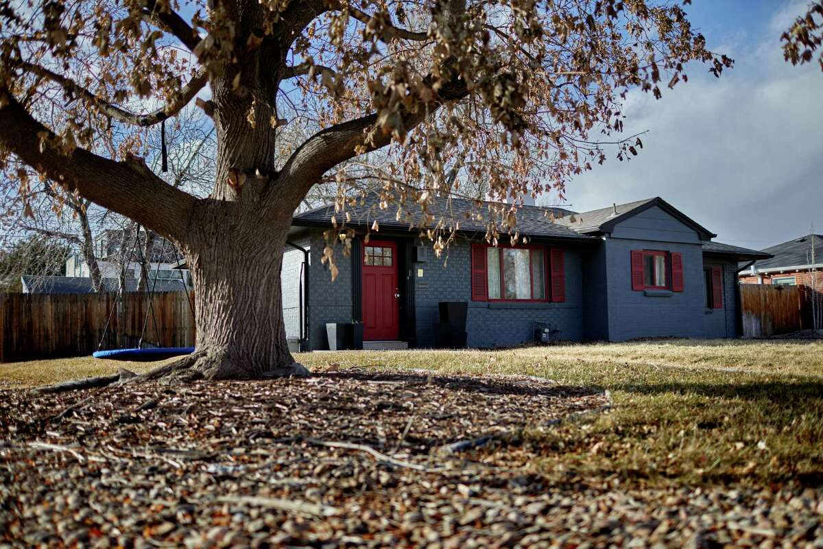 The Mitchells home is in the Park Hill neighborhood, a tree-lined community dotted with Craftsman and Tudor-style homes just west of downtown Denver.