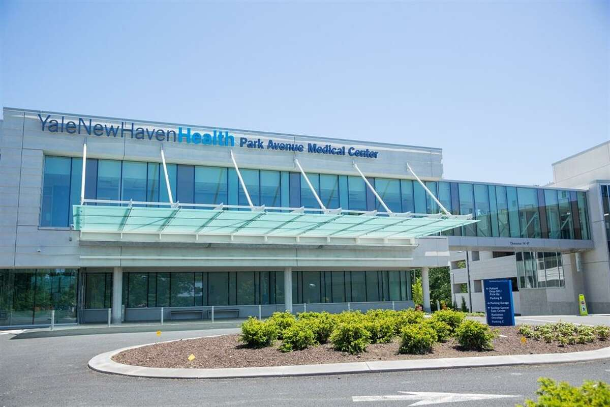 Yale New Haven Health's Smilow Cancer Hospital in Trumbull.
