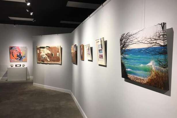 The first Ludington Area Center for the Arts exhibit of 2021, New Beginnings, is drawing to a close on Jan. 29.