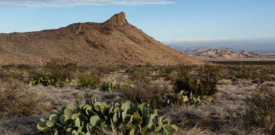 Hikers, a new hiking trail is coming to the Big Bend National Park. The Lone Mountain Trail will circumnavigate the base of Lone Mountain, an imposing feature just north of park headquarters at Panther Junction. Photo: National Park Service / 2015