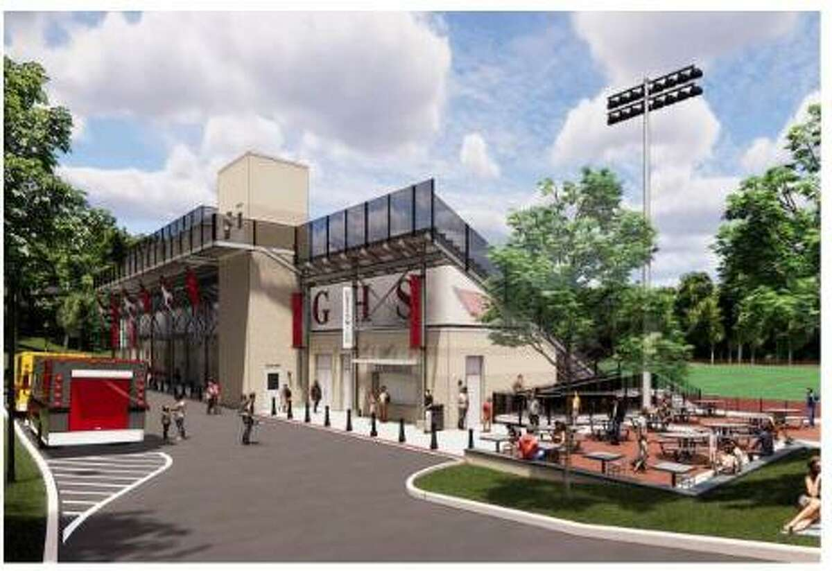 Additional improvements have been approved for Cardinal Stadium at Greenwich High School campus.