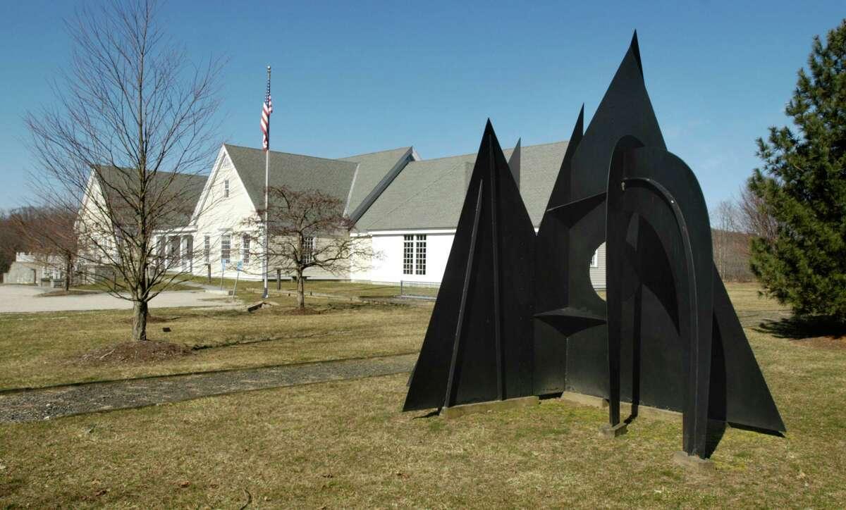 The Minor Memorial Library in Roxbury