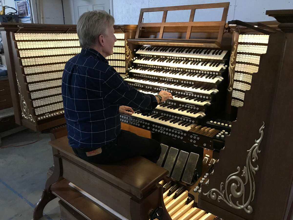 David Hegarty is the founder of the Castro Organ Devotees Association, a nonprofit organization working to preserve the storied tradition of live organ music prior to screenings at the historic single-screen movie palace.