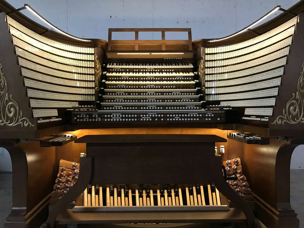 The world's largest hybrid organ was supposed to be installed at the Castro Theatre sometime in 2020, but plans were halted by the pandemic.