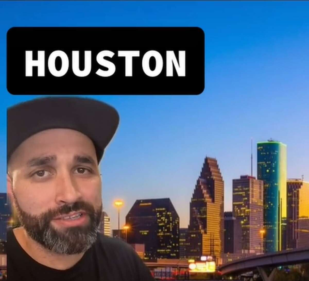 """It looks like we can add """"toxic"""" to the list of words describing Houston."""