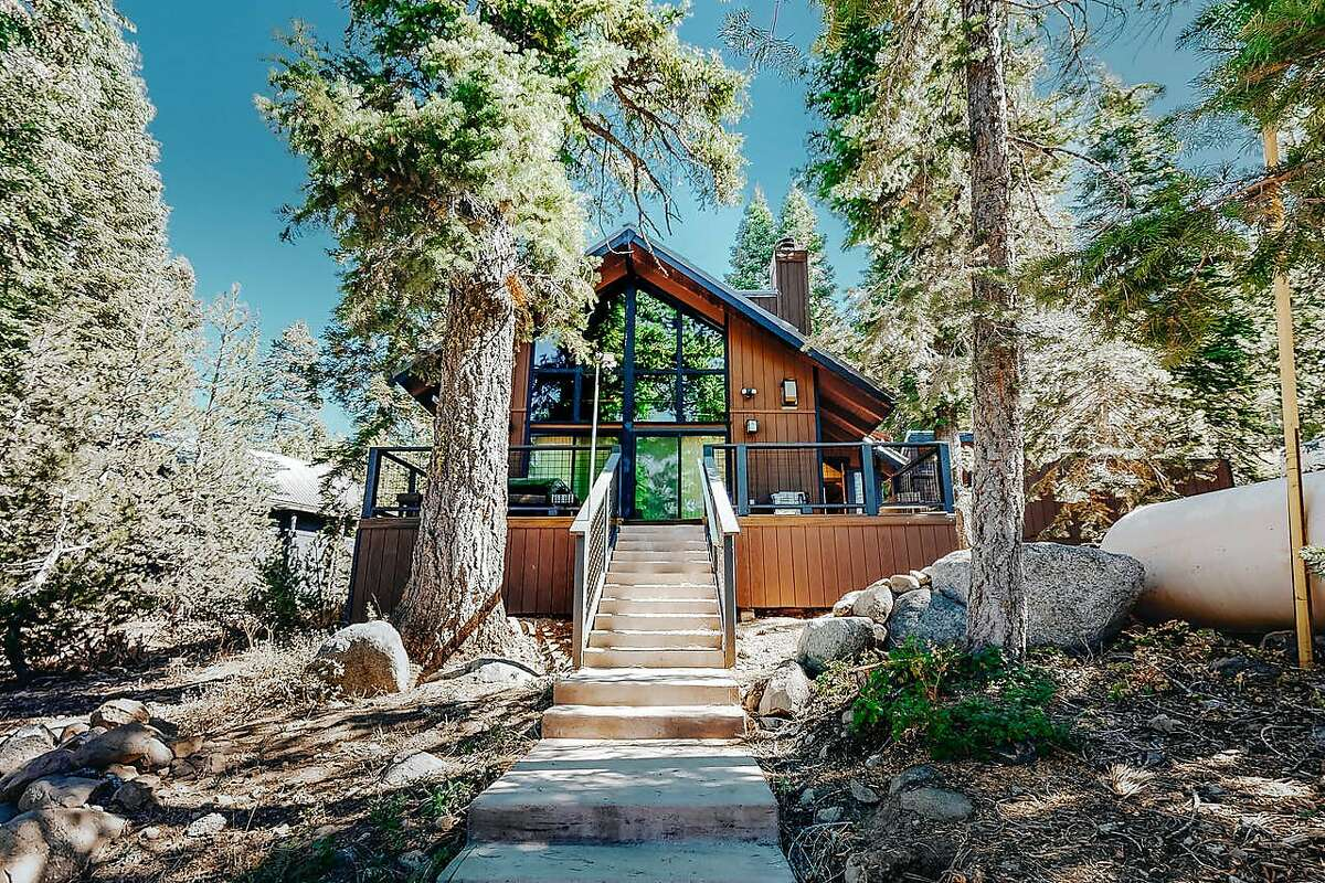 A vacation rental in Alpine Meadows near Lake Tahoe.