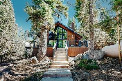 Alpine Meadows vacation rental near Lake Tahoe.