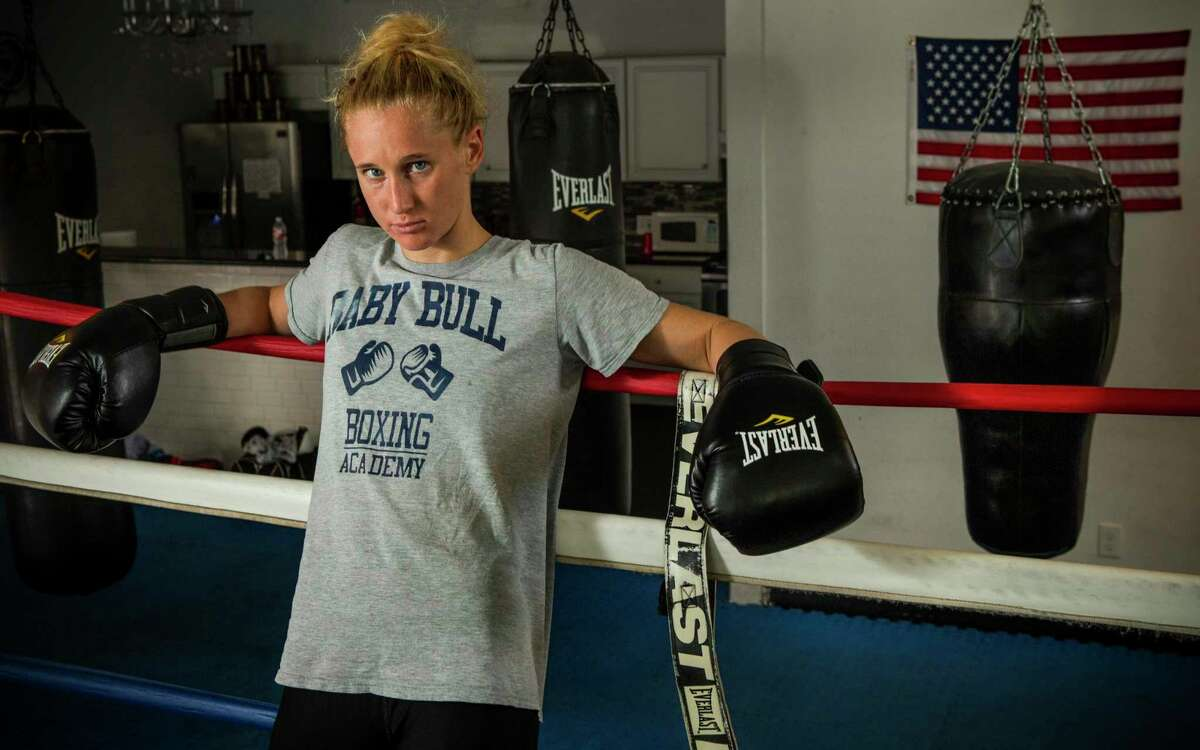 Ginny Fuchs has been training for a spot on the Olympic boxing team for 11 years, so she doesn't want the Tokyo Games canceled because of the pandemic.