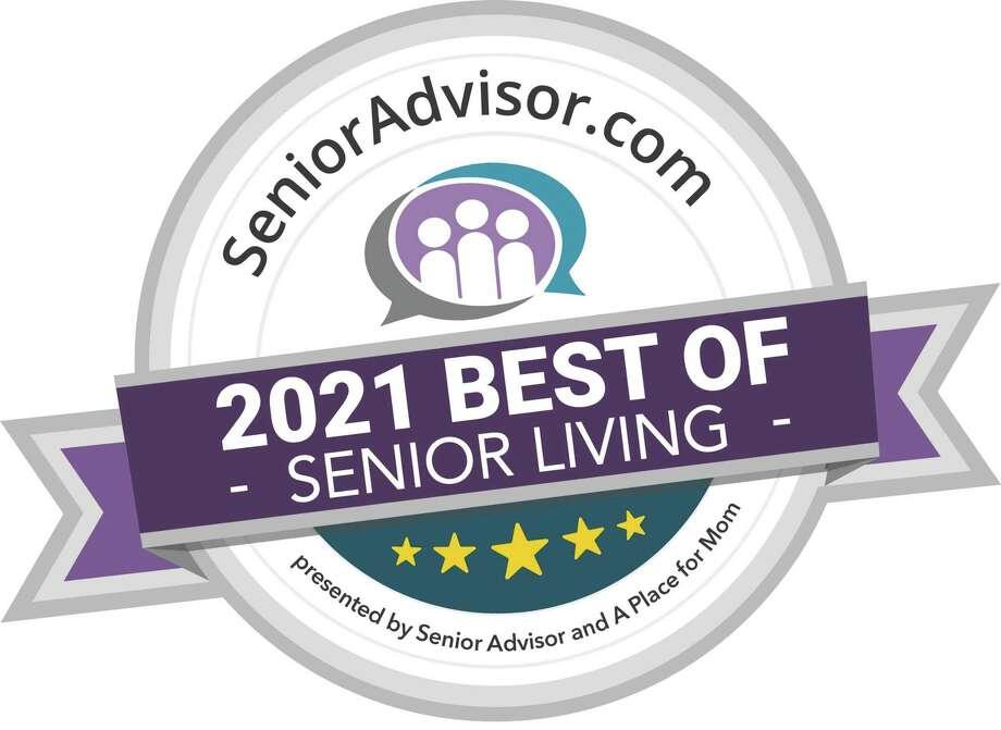 Independence Village of Midlandreceived the SeniorAdvisor.com Best of 2021 Award. (Image provided)