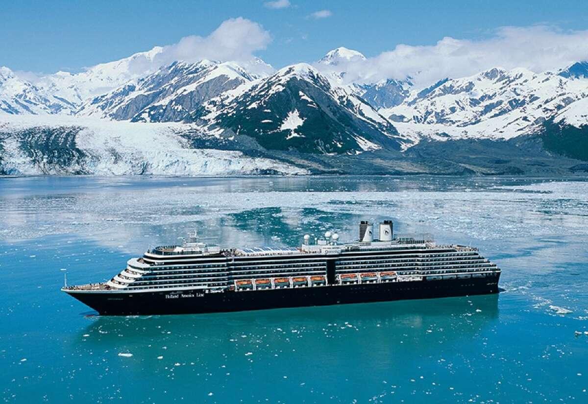 Sailing Glacier Bay.