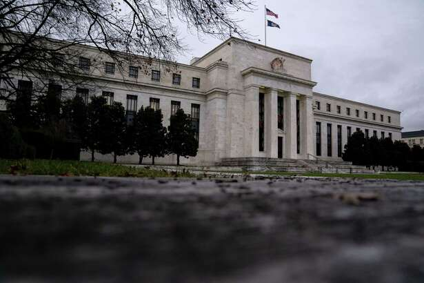 The Federal Reserve building in Washington, D.C., U.S., on Dec. 1, 2020.