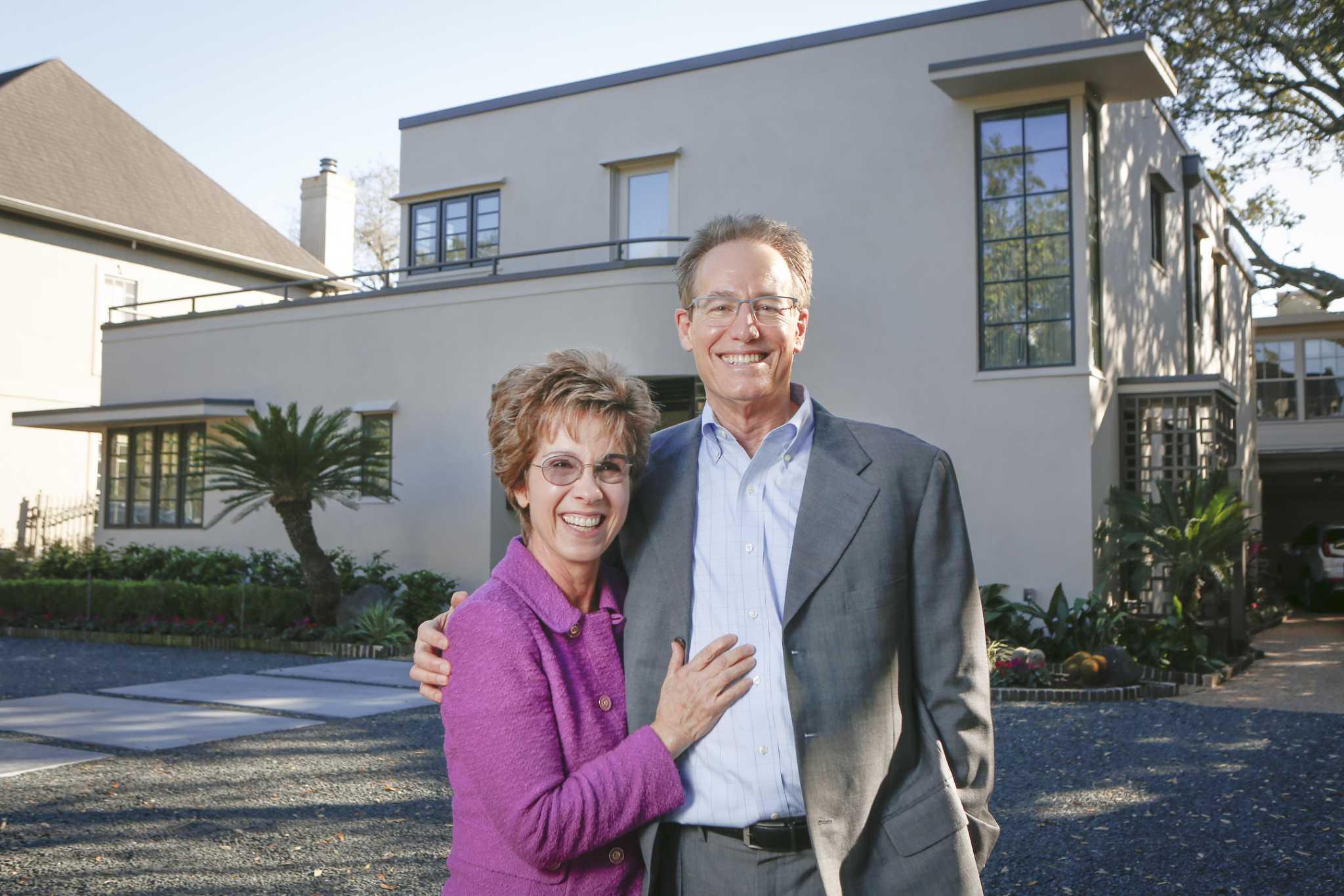 Historic Moderne home in River Oaks gets a second restoration