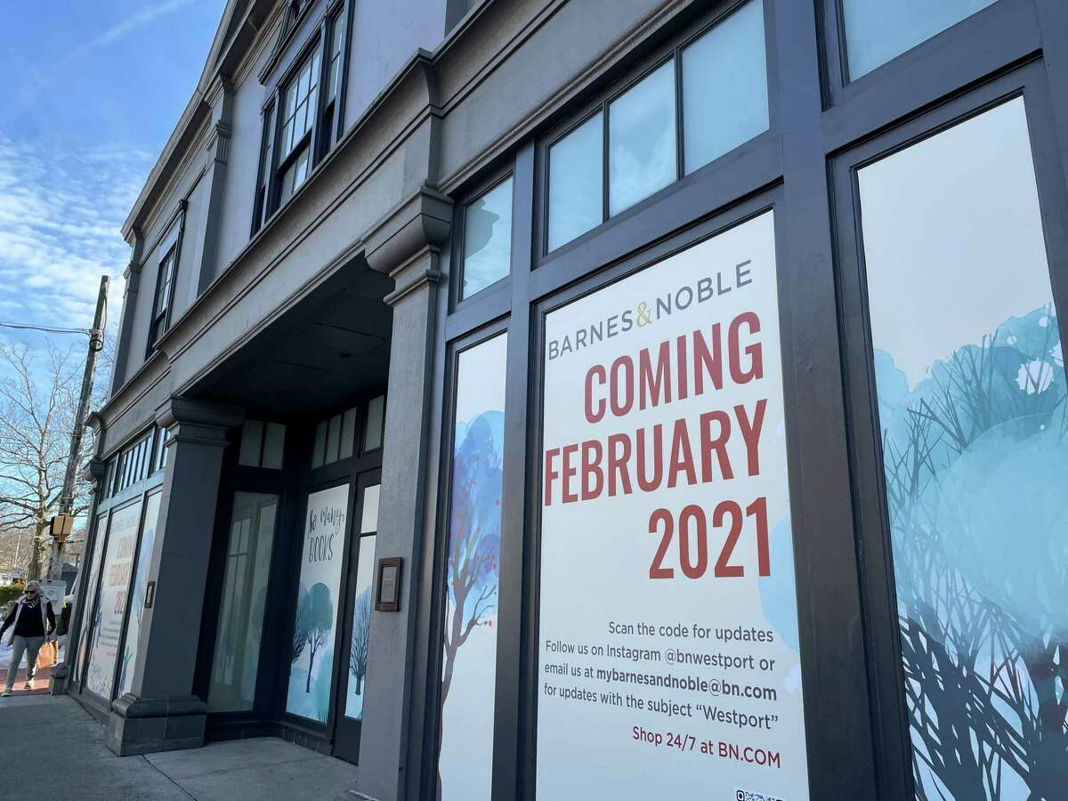 Barnes & Noble plans to open on Feb. 24, 2021 its store at 76 Post Road E., in downtown Westport, Conn. Downtown Westport has not had a book retailer in more than a decade, although it had been long-served by two Main Street institutions. Remarkable Book Shop operated for more than 30 years until its closing in 1994. Klein's was based at the lower end of the street for 67 years until its closing in 2004. The downtown has retained a major literary presence since those stores closed. The Westport Library stands a couple blocks west of 76 Post Road E. Other neighbors include Anthropologie & Co., across the street at 59 Post Road E., in the mixed-use Bedford Square complex. Anthropologie opened there in 2017 after making its own in-town move, from 1365 Post Road E.