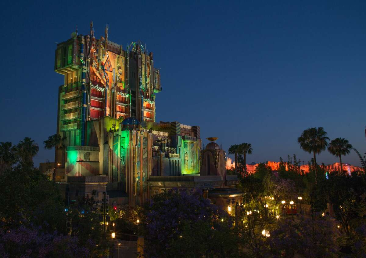 Guardians of the Galaxy - Mission: Breakout! at Avengers Campus in Disney California Adventure